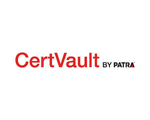 CertVault by Patra