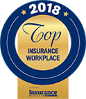 Top Insurance Workplace 2018